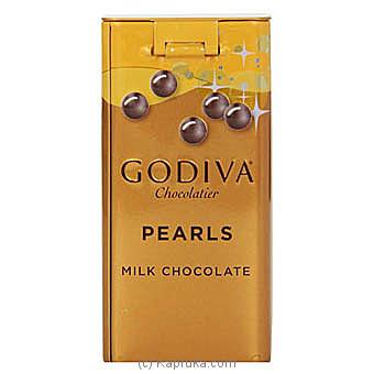 Godiva Pearls Milk Chocolate -43g Online at Kapruka   Product# chocolates00792