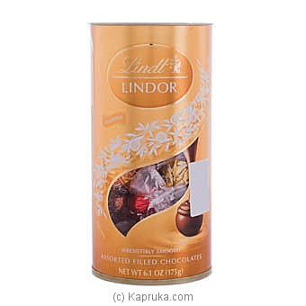 Lindor Mini Tube Assorted 175g Online at Kapruka | Product# chocolates00796