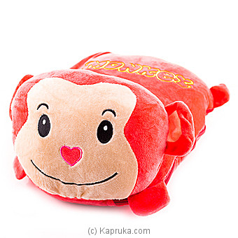 Monkey Blanket Online at Kapruka | Product# softtoy00588