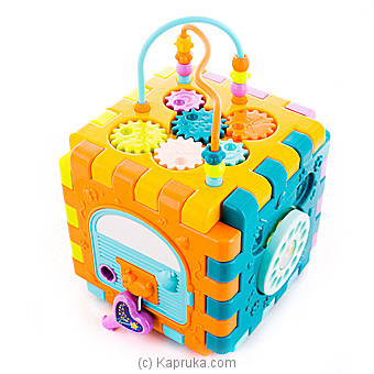 Activity Cube Online at Kapruka | Product# kidstoy0Z920