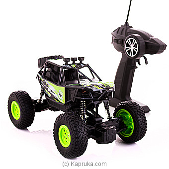 Rock Climbing Rechargeable Truck With Remote Control Online at Kapruka | Product# kidstoy0Z928