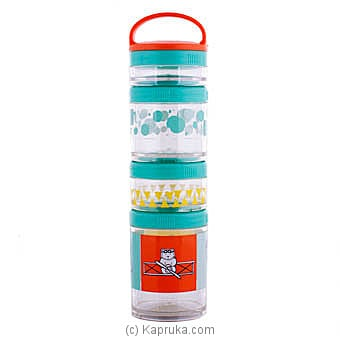 Adventure Animals Twist & Snack Stacker Online at Kapruka | Product# household00373