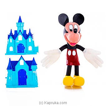 Mickey Mouse Blue Club House Online at Kapruka   Product# kidstoy0Z941