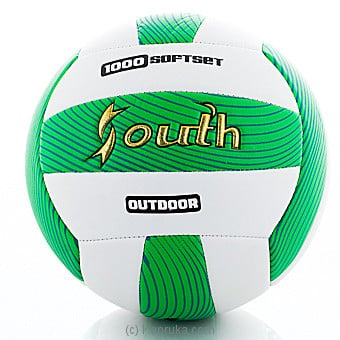 Green And White Volleyballat Kapruka Online forspecialGifts
