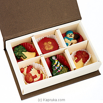 Java Christmas Delight Chocolates (6 Piece) at Kapruka Online for specialGifts