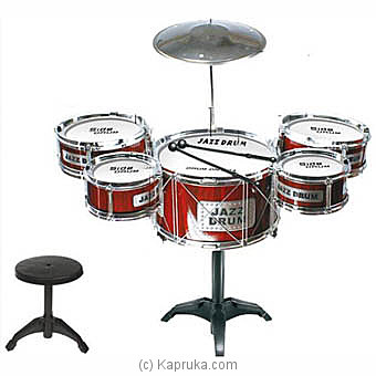 Jazz Drum Musical Play Set By Brightmind at Kapruka Online forspecialGifts