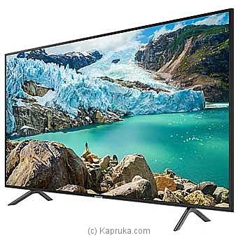 Samsung 43 Inch Flat Smart 4K UHD TV (43RU7100) Online at Kapruka | Product# elec00A1699