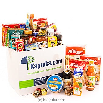 Kapruka New Year Dawn Hamper Online at Kapruka | Product# cphamper0162