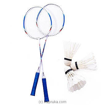 Badminton Racket With Pink Case Online at Kapruka | Product# sportsItem00145