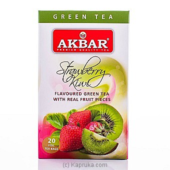 Flavoured Tea Real Fruit- Strawberry Kiwi Online at Kapruka | Product# grocery00866