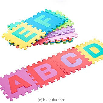 Kids Foam Puzzle Mat Online at Kapruka | Product# kidstoy0Z974