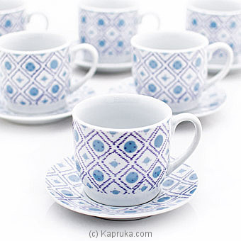 Vintage Tea Cup Set Online at Kapruka | Product# household00379