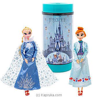 Frozen Dollies Elsa And Anna Online at Kapruka | Product# kidstoy0Z975