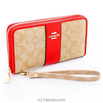Coach Long Wallet By Coach at Kapruka Online forspecialGifts