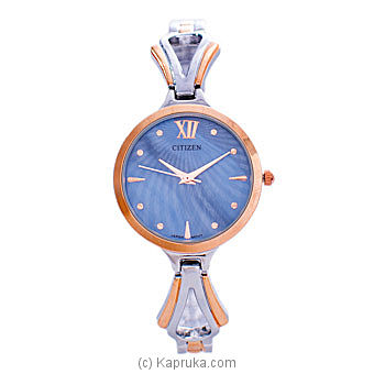 Citizen Gold And Silver Mixed Ladies Watch Online at Kapruka   Product# jewelleryW00745