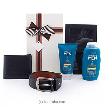 Celebrate With Him Gift Pack Online at Kapruka | Product# giftset00184