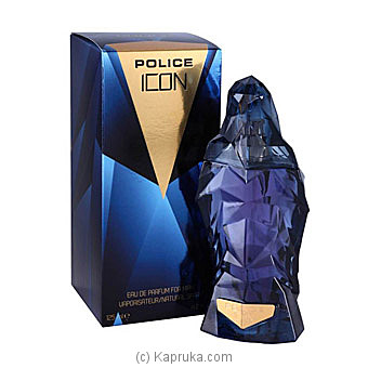 Police Icon Eau De Parfum For Men Online at Kapruka | Product# perfume00310