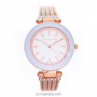 Giordano Ladies Analogue Watch Online at Kapruka | Product# jewelleryW00759