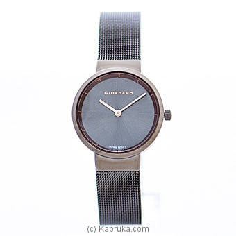 Giordano Ladies Analogue Watch Online at Kapruka | Product# jewelleryW00753