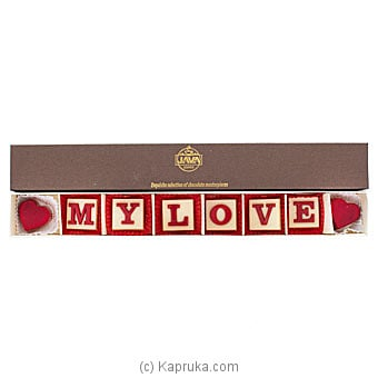 Java My Love 8 Piece Chocolate By Java at Kapruka Online forspecialGifts