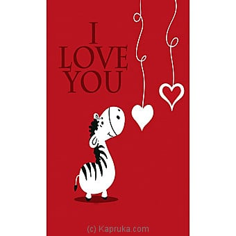 Valentine Greeting Card Online at Kapruka | Product# greeting00Z1915