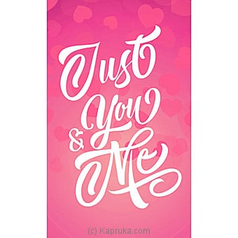 Valentine Greeting Card Online at Kapruka | Product# greeting00Z1917