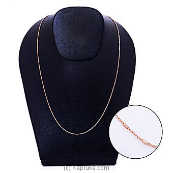 Kapruka Online Shopping Product Vogue 18K Gold Chain