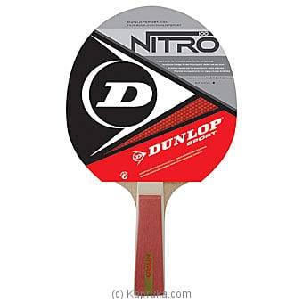 Dunlop Nitro Power Table Tennis Bat By Ralhum Sports at Kapruka Online forspecialGifts