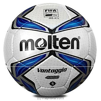 Molten Football F5V 4800 By Ralhum Sports at Kapruka Online forspecialGifts