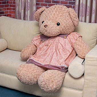 Large Tickles Teddy - 5ft Tall Online at Kapruka | Product# softtoy00625