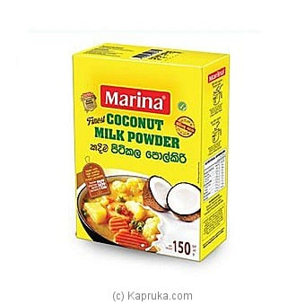 Marina Coconut Milk Powder- 150g By NA at Kapruka Online forspecialGifts