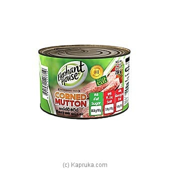 Elephant House Corned Mutton - 250g Online at Kapruka | Product# grocery00926
