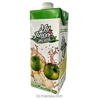 My Juicee Apple Nectar- 1L Online at Kapruka | Product# grocery00930