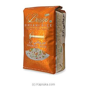 BANNO Biriyani Rice- 5 KG Online at Kapruka   Product# grocery00941