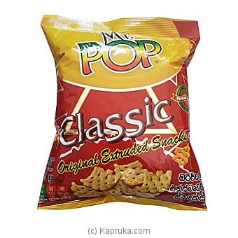 Mr. POP Classic 25g Online at Kapruka | Product# grocery00961