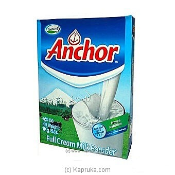 Anchor Full Cream Milk Powder Online at Kapruka | Product# grocery00994