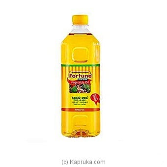 Fortune Vegetable Oil- 1L Online at Kapruka | Product# grocery001001