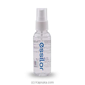Essilor Lens Cleaner Solution 50ml Online at Kapruka | Product# elder00152