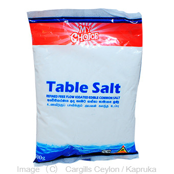 CARGILLS TABLE SALT - 400 GR Online at Kapruka | Product# FC_CS18391