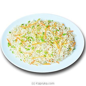 Fried Rice With Veg And Egg Online at Kapruka | Product# ChineseDragon137