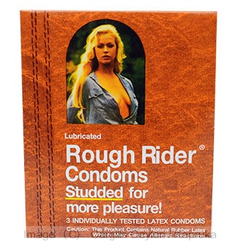 ROUGH RIDER CONDOMS 3`S - PKTS Online at Kapruka | Product# FC_DT90201