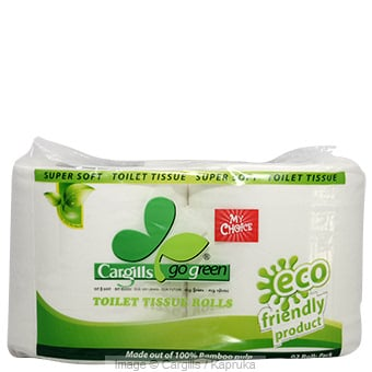 MY CHOICE TOILET ROLL2PLY - TWIN Online at Kapruka | Product# FC_HH64114