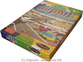 Visit To The Airport Puzzle Online at Kapruka | Product# KIDSTOY0140