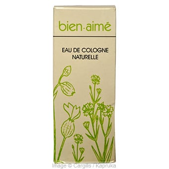 BIEN-AIME COLOGNE - 100ML Online at Kapruka | Product# FC_PC70902