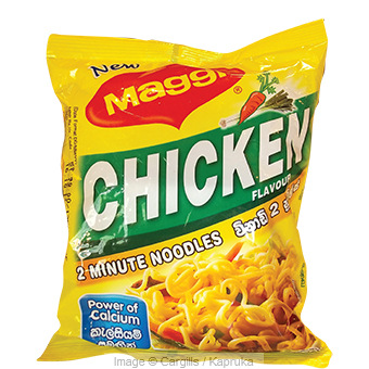 MAGGI INS.NOODLES CHICKEN - 79G Online at Kapruka | Product# FC_PS10101