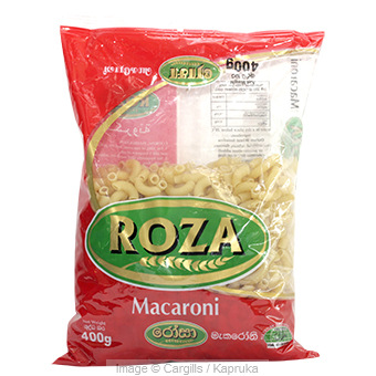 ROZA ELBOW - 400 GR Online at Kapruka | Product# FC_PS39116