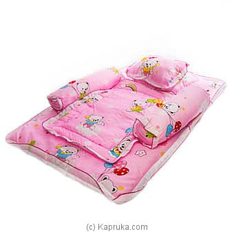 Newborn Pack 5 - Pink Online at Kapruka | Product# babypack0014