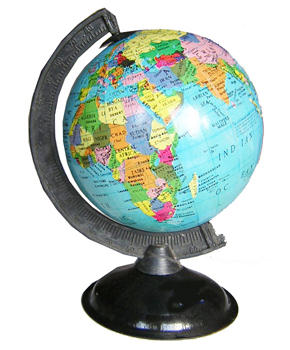 Buy sri lanka map spc school supplies sri lanka kapruka educational globe at kapruka online gumiabroncs Choice Image
