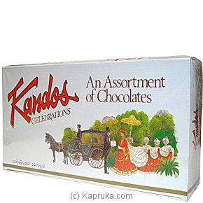 Kandos Celebrations Chocolate - 400g Online at Kapruka | Product# chocolates005