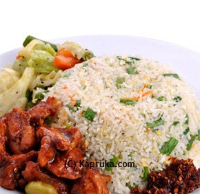 Singapore Fried Rice Online at Kapruka | Product# dinemore00100